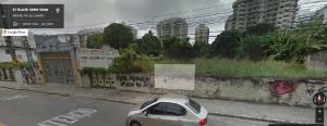 especulaçao imobiliária - area verde na Mario Viana.