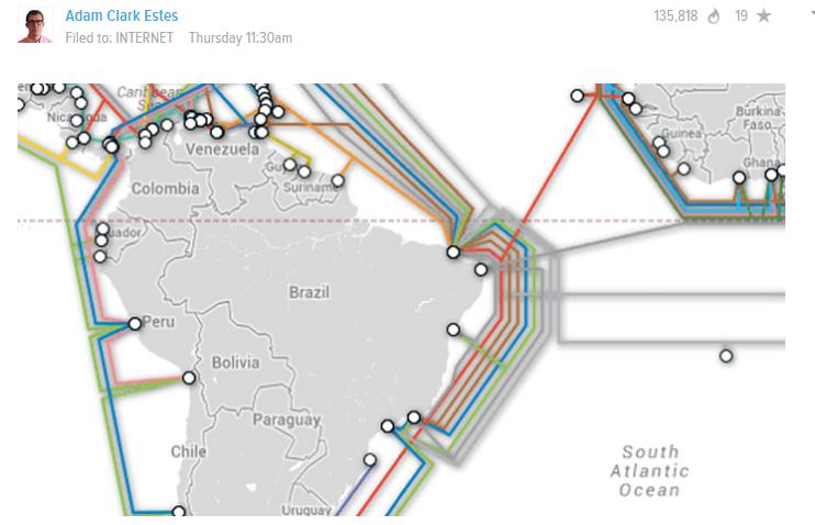 A independência do Brasil da internet controlada pela NSA