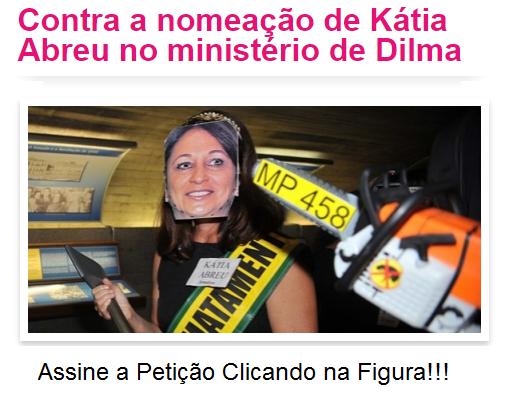 Katia Abreu - ruralista